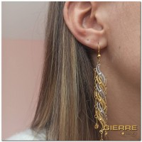 E3015 Ocean waves earrings