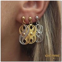 E0390 Infinity earrings